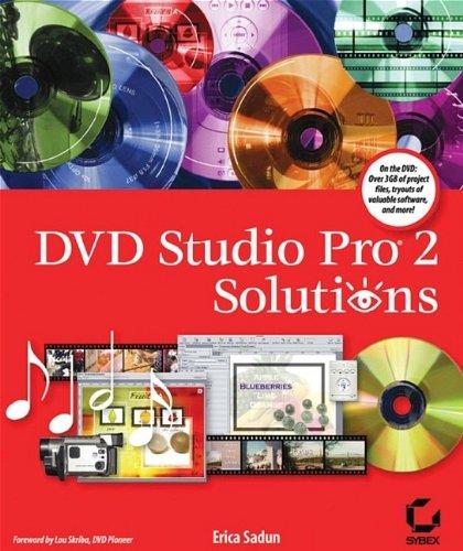 9780782142341: DVD Studio Pro 2 Solutions