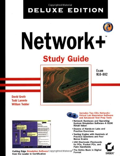 9780782142754: Network+ Study Guide, Deluxe Edition
