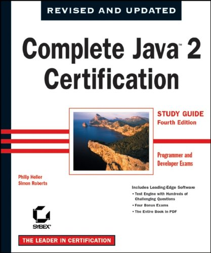 9780782142761: Complete Java 2 Certification Study Guide