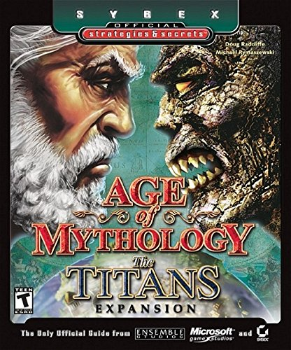 9780782143034: Age of Mythology: The Titans Expansion: Sybex Official Strategies & Secrets