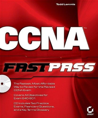 9780782143096: CCNA Fast Pass