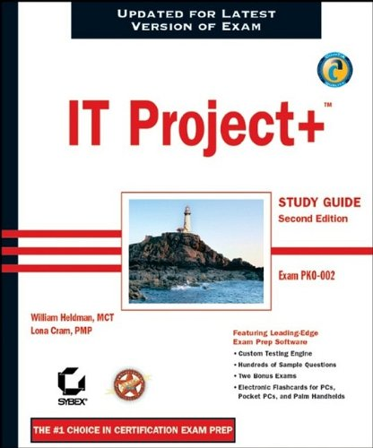 9780782143188: IT Project+ Study Guide, 2nd Edition (PKO-002)