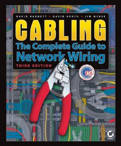 9780782143317: Cabling: The Complete Guide to Network Wiring
