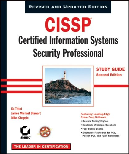 9780782143355: CISSP(r): Certified Information Systems Security Professional Study Guide, 2nd Edition