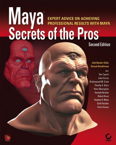 9780782143454: Maya Secrets of the Pros