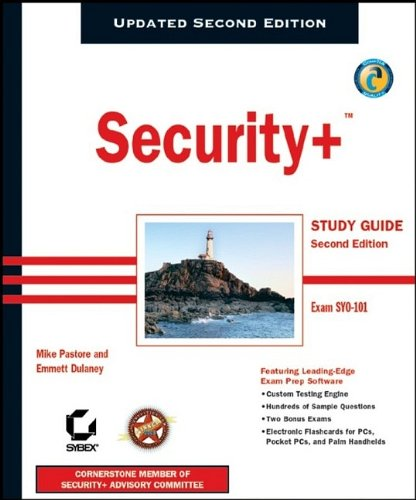 Security+ Study Guide, 2nd Edition (SYO-101): Pastore, Mike