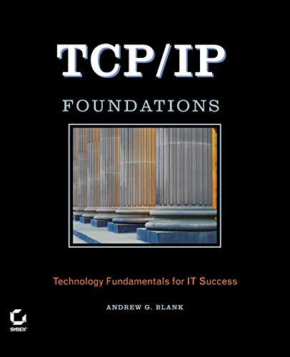 9780782143706: TCP/IP Foundations
