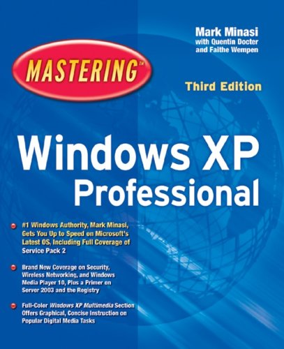 9780782143829: Mastering?Windows?XP Professional