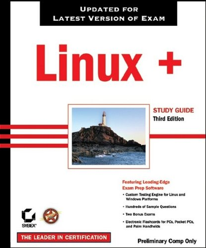 Linux+ Study Guide, 3rd Edition (XKO-002): Roderick W. Smith