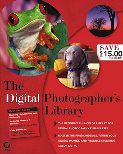 9780782144055: The Digital Photographer's Library