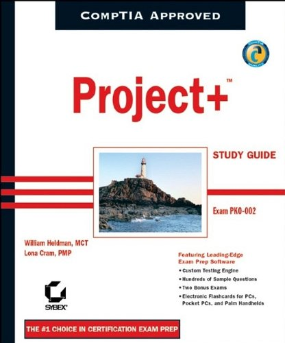 9780782144086: Project+ Study Guide (Book & CD-ROM)