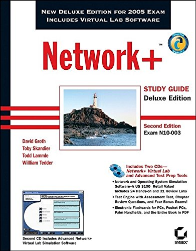 9780782144161: Network+ Study Guide: Exam N10-003, Deluxe, 2nd Edition