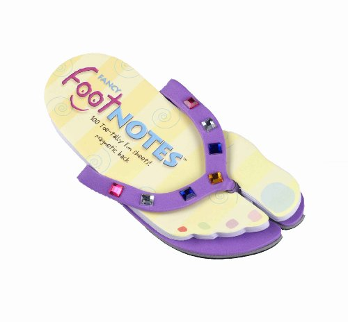 9780782471564: Footnotes Deluxe Jewel Lavender