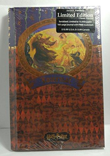 9780782489170: Harry Potter Limited Edition Classic Journal : Shriek
