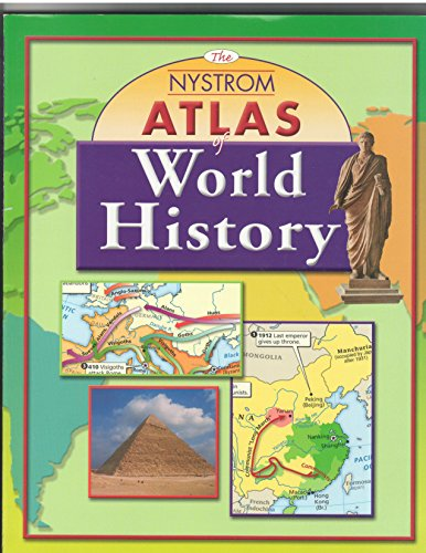 9780782509403: The Nystrom Atlas of World History