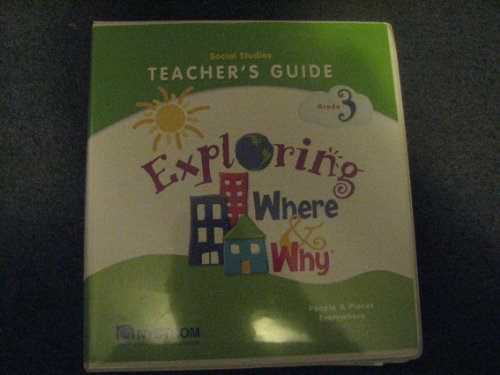 Teacher's Guide Grade 3: People & Places Everywhere
