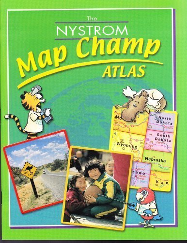 Nystrom Map Champ Atlas. (Paperback): Nystrom Education