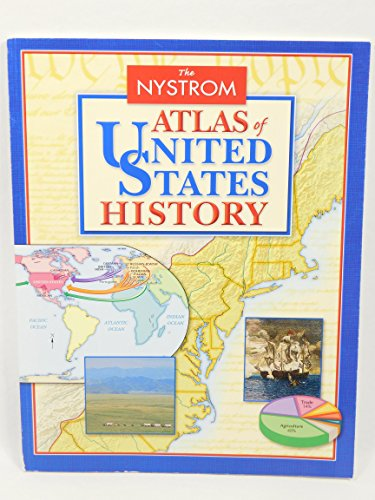 9780782513615: The Nystrom Atlas of United States History