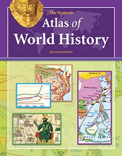 9780782521832: The Nystrom Atlas of World History