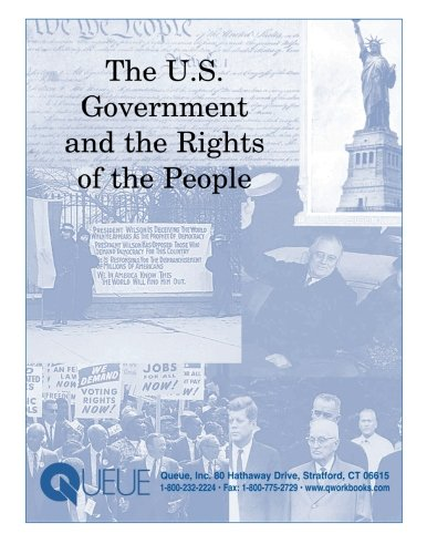 The U.S. Government and the Rights of: Kantrowitz, Jonathan D.,