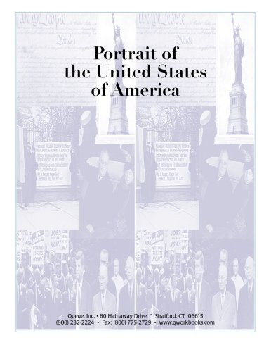 Portrait of the United States of America: Kantrowitz, Jonathan D.