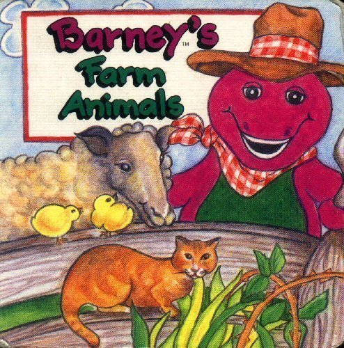 9780782903706: Barney's Farm Animals