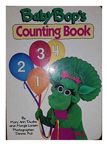9780782903744: Baby Bop's counting book