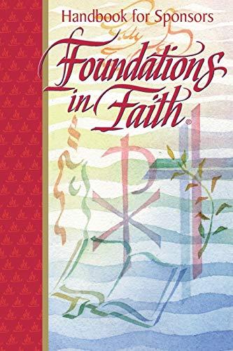 9780782907544: Foundations in Faith: Handbook for Sponsors