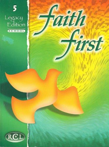 9780782911206: Faith First: Legacy Edition School, Grade 5