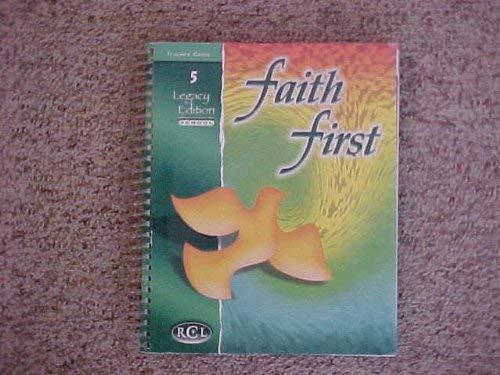Faith First: Grade Five School Teacher Guide