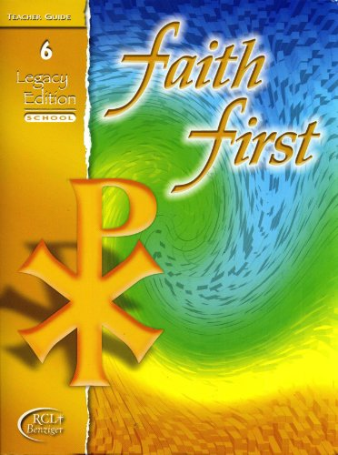 Faith first Legacy Edition School Grade 6 Teacher Guide: Cameli