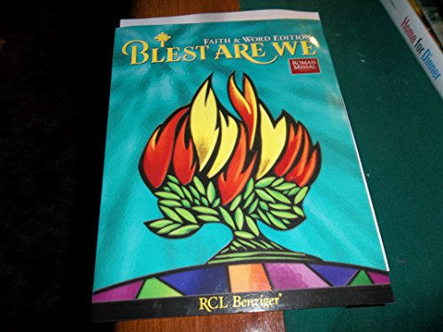 9780782913279: Blest Are We (Grade 6) (Faith & Word Edition, Parish Program)