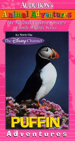 9780783109664: Audubon's Animal Adventures: Puffin [VHS]