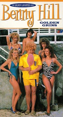 9780783110240: Benny Hill - Golden Grins [VHS]