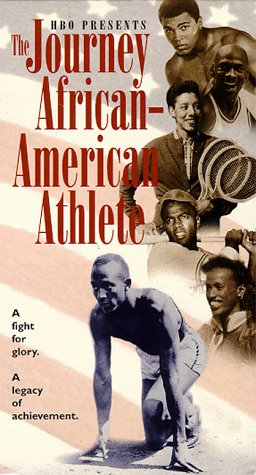 9780783110561: Journey of the African-American Athlete [VHS]