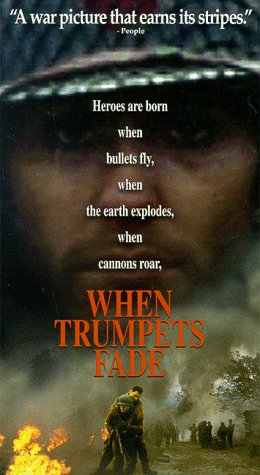 9780783112756: When Trumpets Fade [VHS]
