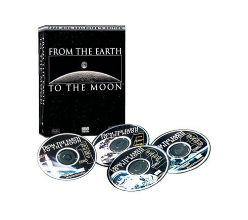 9780783114224: From the Earth to the Moon (Four Disc Collector's Edition)