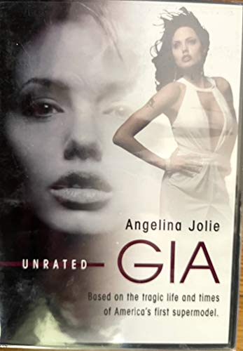 9780783114804: Gia (Unrated Edition)