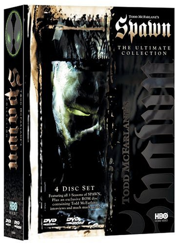 9780783116112: Todd McFarlane's Spawn: The Ultimate Collection