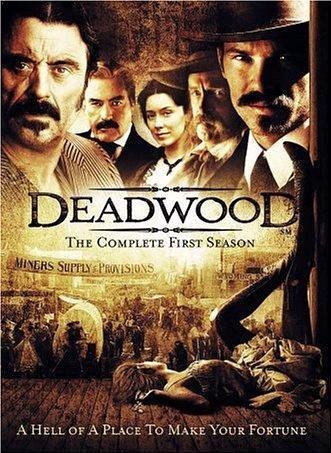 9780783119342: Deadwood: Season 1