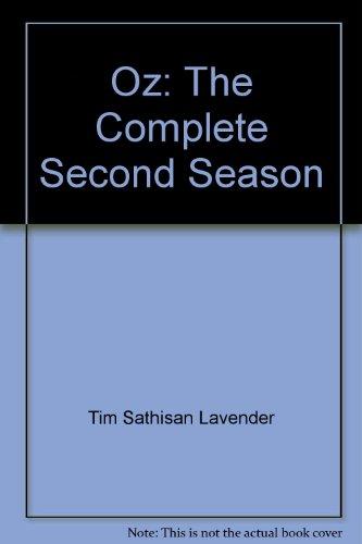 9780783122427: Oz: The Complete Second Season