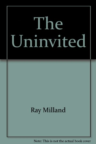 9780783200996: The Uninvited