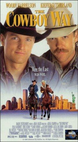 9780783211695: The Cowboy Way [VHS]