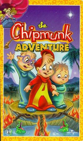 9780783222721: The Chipmunk Adventure [VHS]