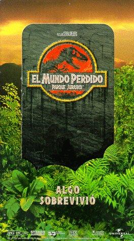 9780783223353: Lost World:Jurassic Park [VHS]