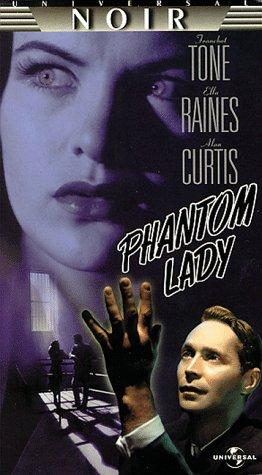 9780783224589: Phantom Lady [VHS]