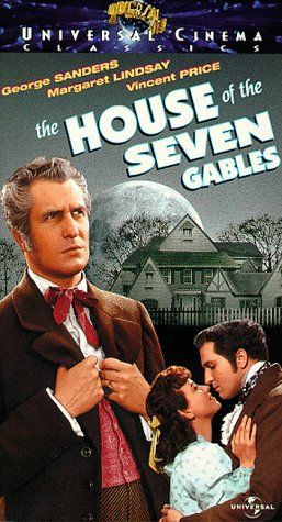 9780783224787: House of the Seven Gables [Reino Unido] [VHS]