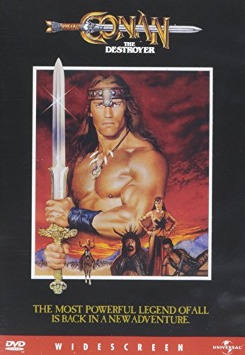 9780783225944: Conan the Destroyer [Reino Unido] [DVD]