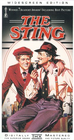 9780783226170: The Sting (Widescreen Edition) [VHS]