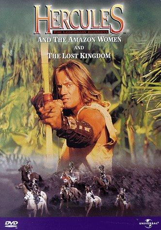9780783226255: Hercules and Amazon Women/ Lost Kingdom